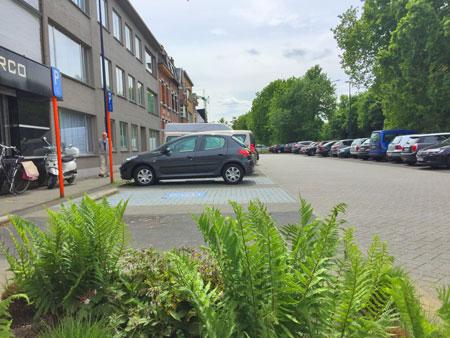 randparking kontich