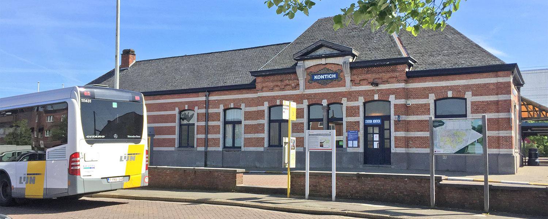station kontich