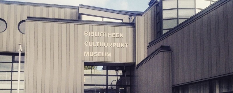 Bibliotheekgebouw heet vanaf nu De Brouwerij