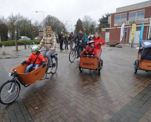 Samenaankoop e-bikes
