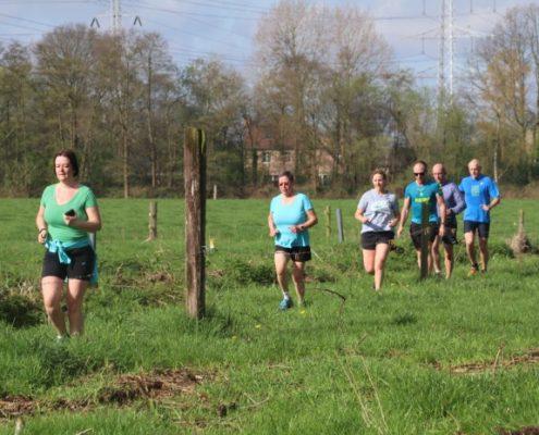 eerste run