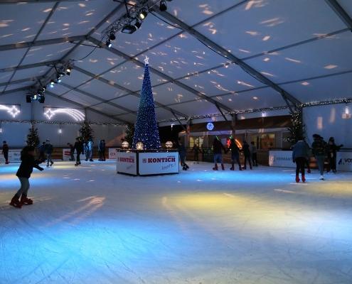 kontich schaatst
