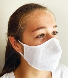 Lokaal bestuur voorziet mondmaskers voor alle personeelsleden en inwoners